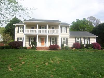 Cherryville Single Family Home For Sale: 121 Oak Point Drive