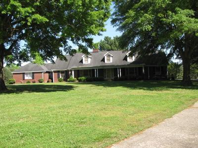 Shelby Single Family Home For Sale: 107 Caleb Road