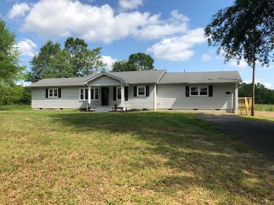 Mooresboro Single Family Home For Sale: 1629 State Line Rd