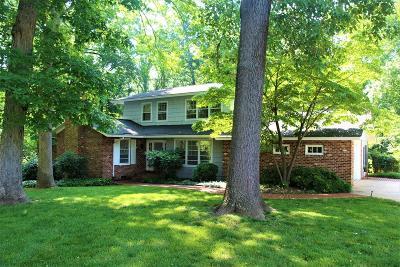 Shelby Single Family Home For Sale: 129 Hillside Dr.