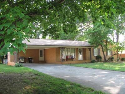 Shelby Single Family Home For Sale: 1212 Spring Drive