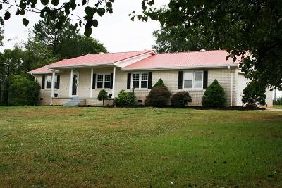 Mooresboro Single Family Home For Sale: 3223 McKinney Road