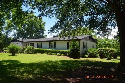 Ellenboro Single Family Home For Sale: 169 Raleigh Ledbetter Rd