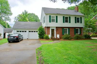 Cherryville Single Family Home For Sale: 403 S Elm Street