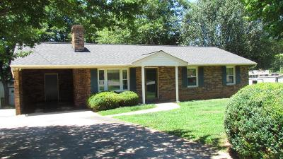 Kings Mountain Single Family Home For Sale: 607 Temple Street