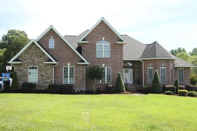 Cherryville Single Family Home For Sale: 203 Cross Creek