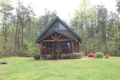 Casar Single Family Home For Sale: 129 Cook Rd
