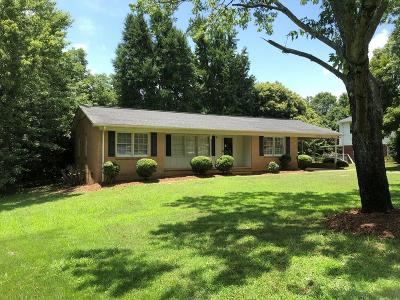 Shelby Single Family Home For Sale: 1204 Meadowood Drive