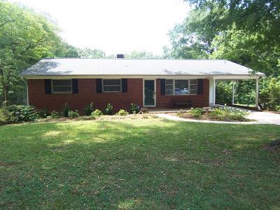 Mooresboro Single Family Home For Sale: 113 N Academy Street