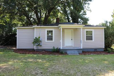 Shelby Single Family Home For Sale: 707 Sunny St.