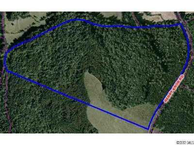 Residential Lots & Land For Sale: Henry Knob Road
