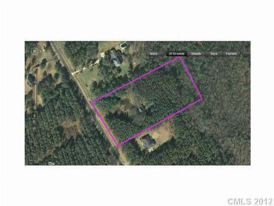 Wadesboro Residential Lots & Land For Sale: 4.66 Country Club Road