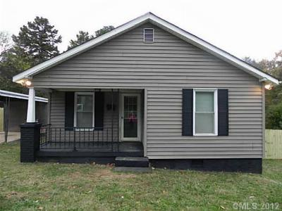 Kannapolis Single Family Home For Sale: 513 E 20th Street