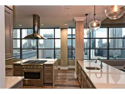 Charlotte Condo/Townhouse For Sale: 222 S Caldwell Street #2203