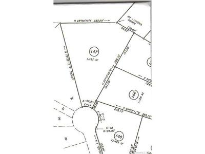 Residential Lots & Land For Sale: 360 Badin View Drive