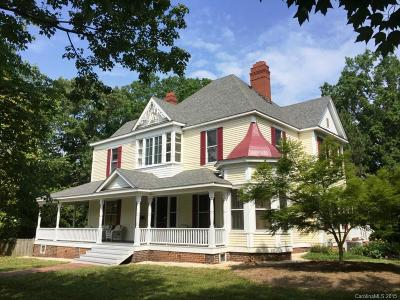 Stanly County Single Family Home Under Contract-Show: 427 Pee Dee Avenue