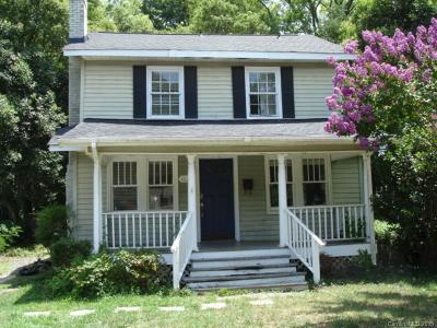 Charlotte NC Single Family Home Sale Pending: $279,995