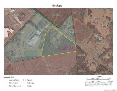 Matthews Residential Lots & Land For Sale: 15250 Idlewild Road