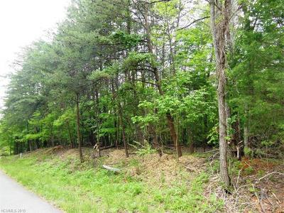 Lake Lure Residential Lots & Land For Sale: 63 Wolf River Lane