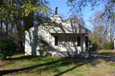 Single Family Home Sold: 902 W Mauney Avenue
