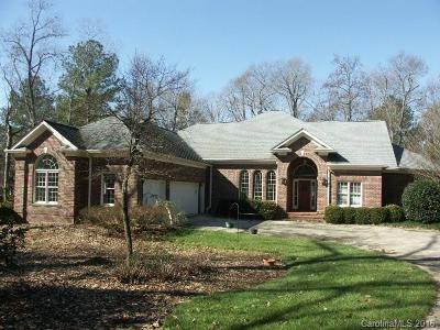 Badin Lake, New London Single Family Home For Sale: 1660 Southpoint Lane