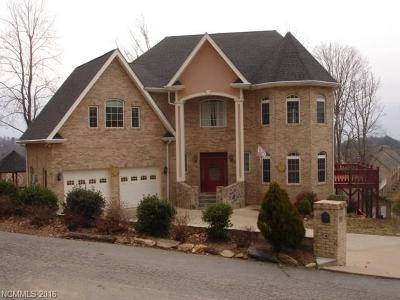 Asheville Single Family Home For Sale: 55 Timberwood Drive