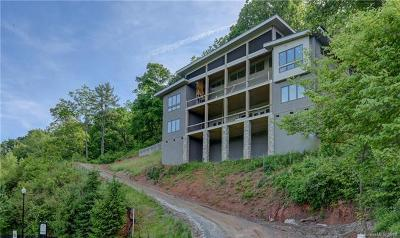 Asheville Single Family Home For Sale: 34 Grovepoint Way #Lot 10