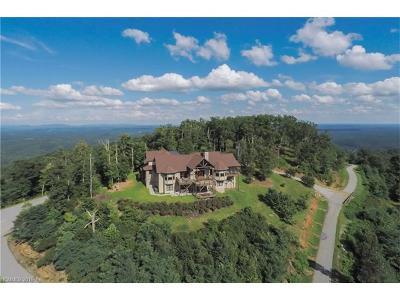 Lake Lure Single Family Home For Sale: 221 Half Moon Mile Road