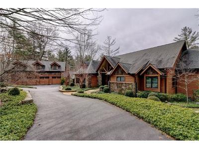 Transylvania County Single Family Home For Sale: 360 Club Drive
