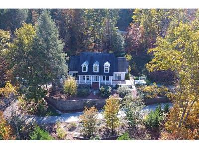 Lake Lure Single Family Home For Sale: 402 Sweetbriar Road N