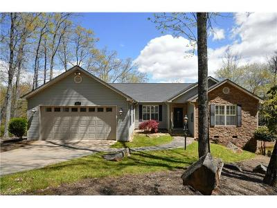 Lake Lure Single Family Home For Sale: 129 Thrush Court