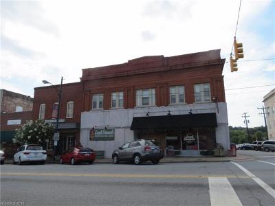 Rutherfordton Commercial For Sale: 109 W 2nd Street