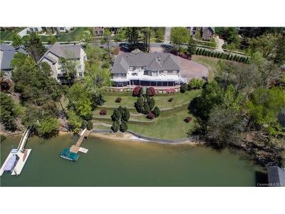 Tega Cay Single Family Home For Sale: 946 Cove Point Lane