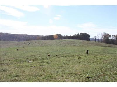 Rutherfordton Residential Lots & Land For Sale: Tom Camp Road #93 Acres