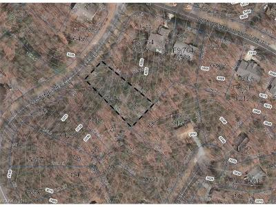 Transylvania County Residential Lots & Land For Sale: Middle Connestee Trail #U7/L126