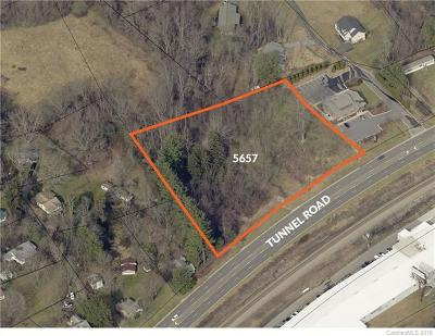 Asheville Residential Lots & Land For Sale: 1670 Tunnel Road