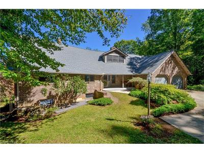 Waynesville Single Family Home For Sale: 240 Harmony Hill Lane