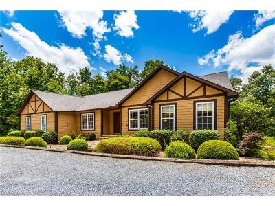 Lake Toxaway Single Family Home For Sale: 21 Mountain View Road