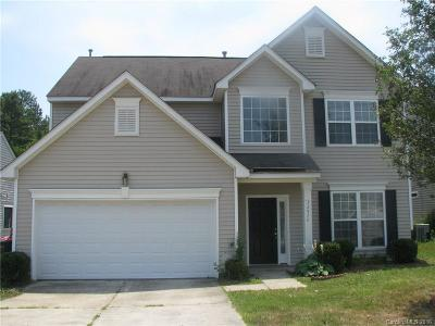 Charlotte NC Single Family Home Sold: $179,500