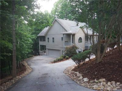 Lake Lure Single Family Home For Sale: 107 Wilkerson Court