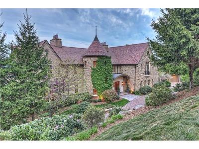 Asheville NC Single Family Home For Sale: $9,950,000