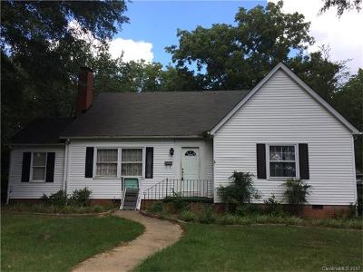Single Family Home Under Contract-Show: 601 Worley Street