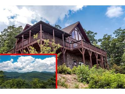 Lake Lure Single Family Home For Sale: 270 Martin Court