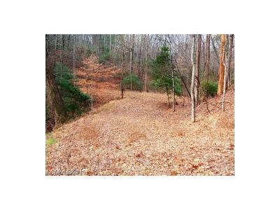Bat Cave, Black Mountain, Chimney Rock, Columbus, Gerton, Lake Lure, Mill Spring, Rutherfordton, Saluda, Tryon, Union Mills Residential Lots & Land For Sale: Laurel Way #21;21A