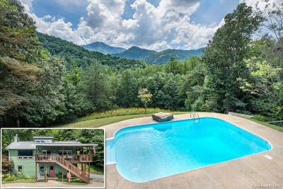 Weaverville Single Family Home Under Contract-Show: 48 Moody Cove Road