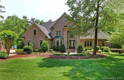 Mooresville Single Family Home For Sale: 168 Chatham Road