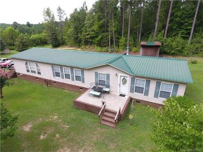 Anson County Single Family Home For Sale: 460 Ingram Road