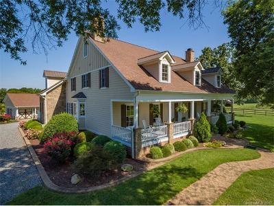 Statesville Single Family Home For Sale: 332 E Monbo Road
