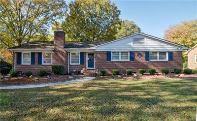 Charlotte Single Family Home For Sale: 1110 Bevis Drive
