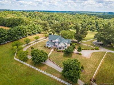 Stanley Single Family Home For Sale: 1500 Killian Road
